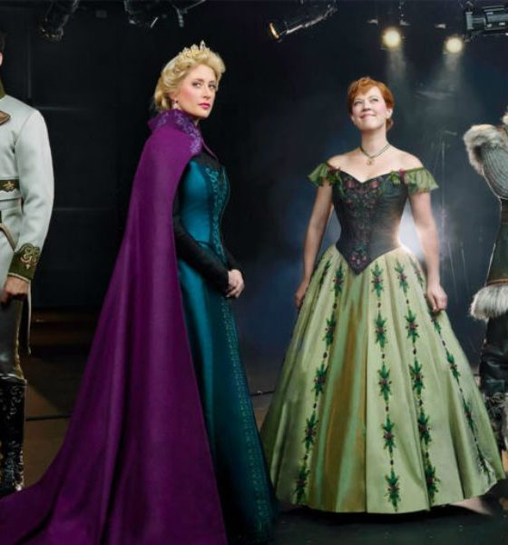 Nova York: Frozen e Harry Potter chegam à Broadway