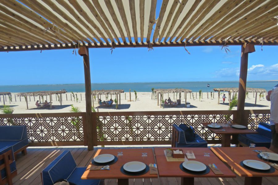 Beach Club Jaguaribe Kite & Lodge Fortim Ceará