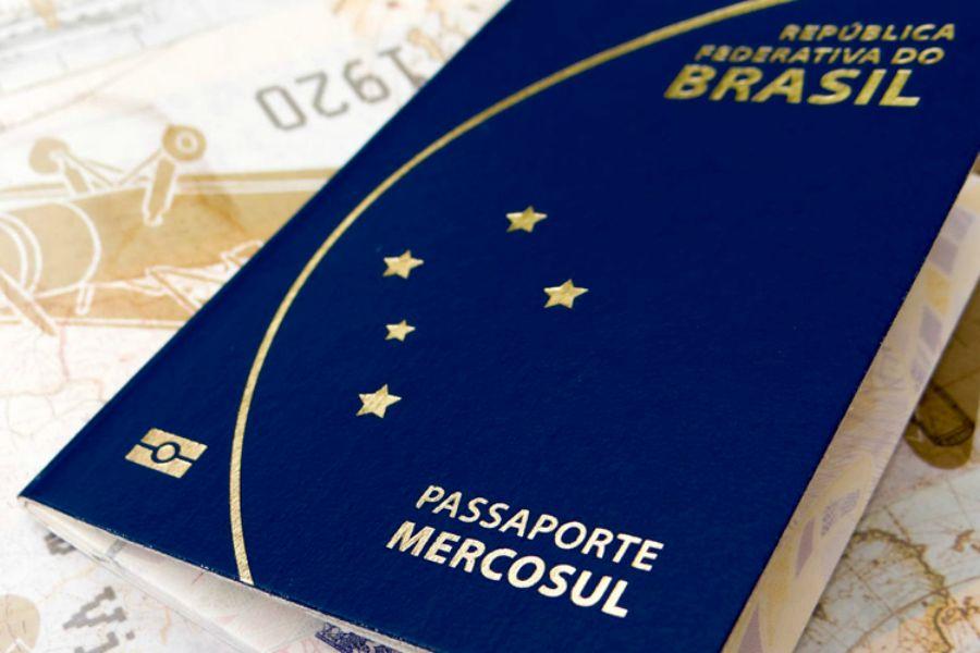 documentos para passaporte CPF