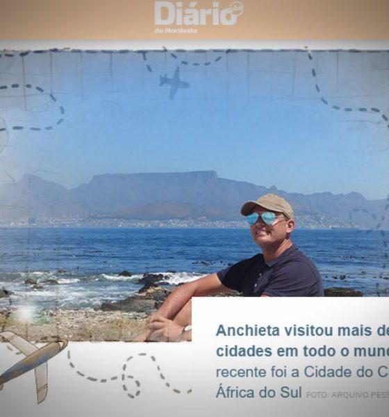 Blog Andarilho na mídia: os desafios e as maravilhas de viajar sozinho