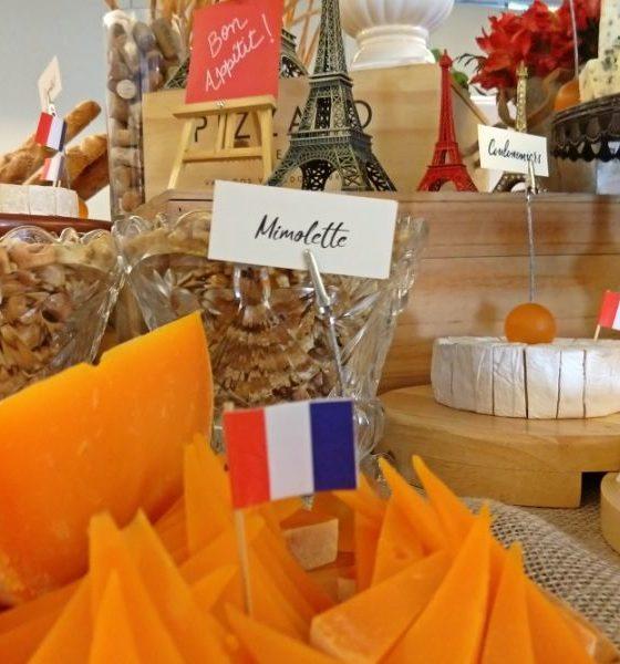 Uma viagem pela variedade e sabores dos queijos da França