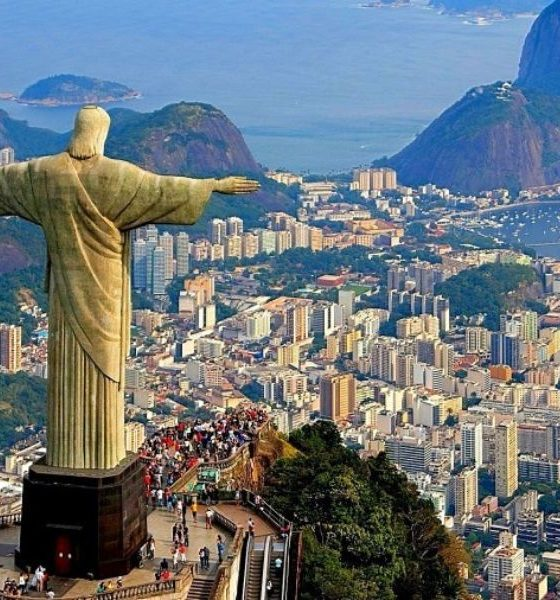 Brasil poderá deixar ranking de países com cidades mais visitadas em 2019
