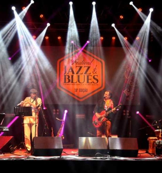 Três cidades do Ceará recebem o maior festival de Jazz e Blues do Nordeste