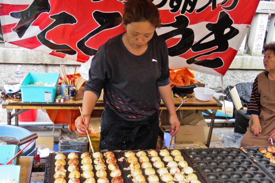Pratos tipicamente japoneses