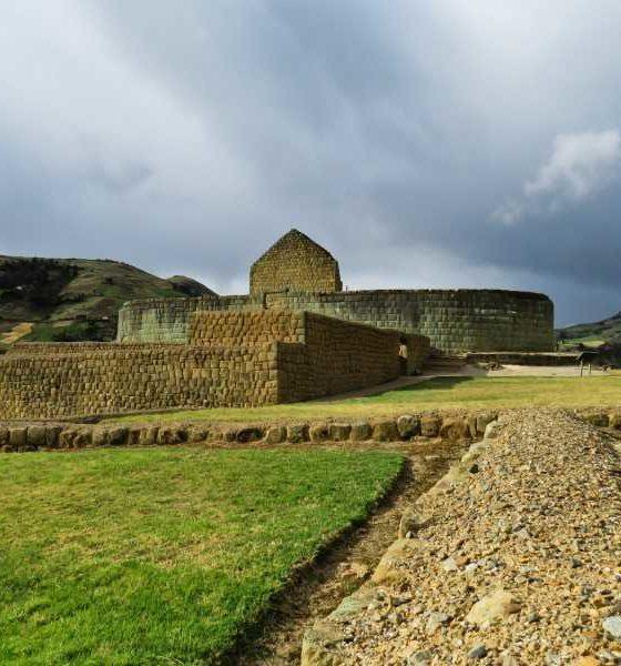 Ruínas de Ingapirca: a versão equatoriana de Machu Picchu