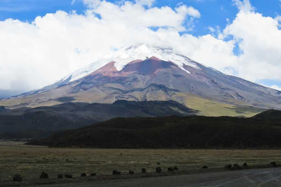 Atrativos turísticos do Equadorulcões
